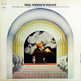 "Mahler* / The Cleveland Orchestra, George Szell - Szell Conducts Mahler – Symphony No. 6 ""Tragic"" /"