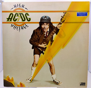 AC/DC – High Voltage LP 12""