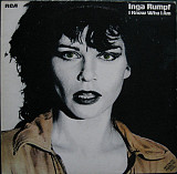 INGA RUMPF ( ex-Frumpy, Atlantis) I Know Who I Am 1979 Ger RCA NM\NM