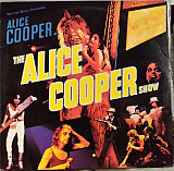 ALICE COOPER The Alice Cooper Show 1977 USA Warner NM-\NM-(EX+) OIS
