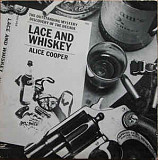 ALICE COOPER Lace And Whiskey 1977 USA Warner EX\EX+ OIS