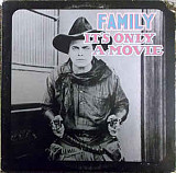 FAMILY It's Only A Movie 1973 USA United Artists EX\NM- OIS