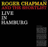 ROGER CHAPMAN (ex-Family, Streetwalkers ) Live In Hamburg 1979 Ger Line Rec. NM-\NM