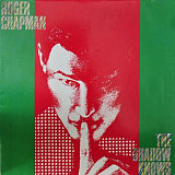 ROGER CHAPMAN (ex-Family, Streetwalkers ) The Shadow Knows 1984 Ger Line Rec. NM-\NM- GF\Sticker