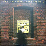 MAN All's Well That Ends Well 1977 UK MCA NM-\NM- Limited\Booklet