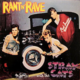 STRAY CATS Rant N' Rave With The Stray Cats 1983 USA EMI America NM-\NM- OIS