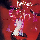 DIVINYLS (Synth-Pop) What A Life ! 1985 USA Chrysalis EX+\NM OIS