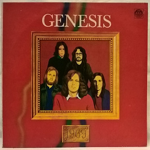 Genesis EX Phil Collins ‎ (From Genesis To Revelation) 1969. (LP). 12. Vinyl. Пластинка.