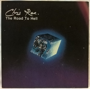 Chris Rea ‎ (The Road To Hell) 1989. (LP). 12. Vinyl. Пластинка. Santa Records.