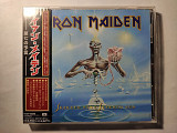 Iron Maiden - Seventh Son Of A Seventh Son (Japan)