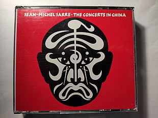 Jean-Michel Jarre -The Concerts In China (2СD)