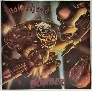 Motorhead ‎ (Bomber) 1979. (LP). 12. Vinyl. Пластинка. SNC Records.