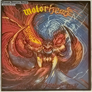 Motorhead (Another Perfect Day) 1983. (LP) 12. Vinyl. Пластинка. SNC Records.