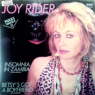 Joy Rider - Insomnia In Zambia