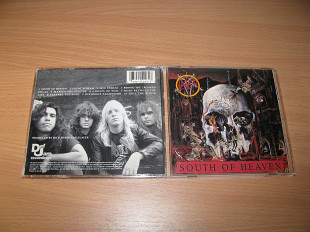 SLAYER - South Of Heaven (1988 Def Jam, 1st press, USA)