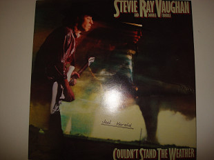STEVIE RAY VAUGHAN AND DOUBLE TROUBLE-Couldnt stand the weather 1984