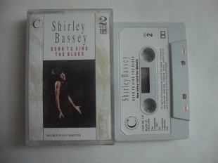 SHIRLEY BASSEY BORN TO SING THE BLUES ENGLAND