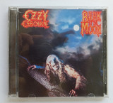 CD Ozzy Osbourne - Bark At The Moon (1983)