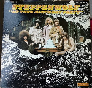 Steppenwolf-At Your Birthday Party 1969 (US Gatefold) [VG+ / VG]
