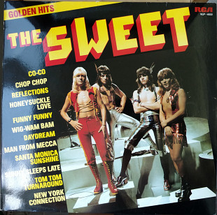 The Sweet 1972 (Germany Deutscher Schallplattenclub) [VG / VG-]