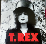 T. Rex-Slider 1972 (US Gatefold-2nd Issue 1974) Side 1- [NM- / EX +] Side 2- [EX + / EX]