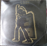 T. Rex-Electric Warrior 1971 (UK- HIFLY 6 1 E ) [EX / EX-]