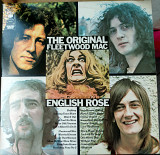 Fleetwood Mac-The Original Fleetwood Mac 1967 / English Rose 1968 (2 LP Holland 1976) [Side 1-3 NM /