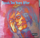 Ten Years After-Ssssh 1969 (UK Gatefold 1st Press) [VG / VG-] Play VG+