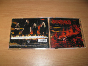 DECAPITATED - Winds Of Creation (2000 Wicked World 1st press, EU)
