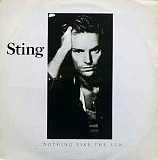 STING …Nothing Like The Sun (2LP) 1987 Greece A&M EX+\NM\NM OIS