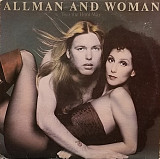 ALLMAN AND WOMAN (Gregg Allman & Cher ) Two The Hard Way 1977 USA Warner NM-\NM-