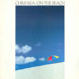 CHRIS REA On The Beach 1986 Ger Magnet NM\EX+(+) OIS