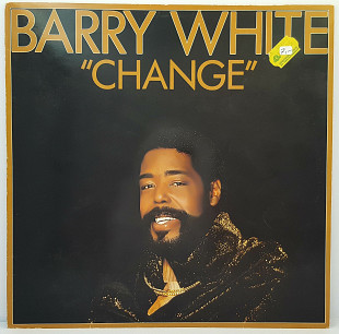 Barry White – Change LP 12""