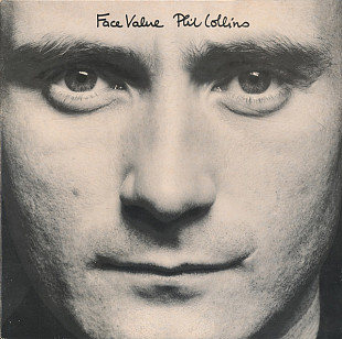 Phil Collins ‎– Face Value