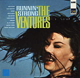 VENTURES Runnin' Strong 1966 Ger Sunset EX\EX (+)