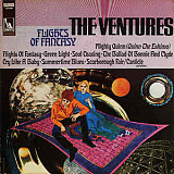 VENTURES Flights Of Fantasy 1968 USA Liberty NM-\NM-