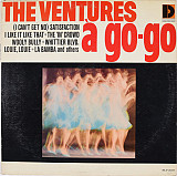 VENTURES A Go-Go (Mono) 1965 USA Dolton NM-\EX+