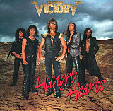 VICTORY (ex-Accept) Hungry Hearts 1987 Ger Metronome NM\NM OIS