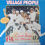 VILLAGE PEOPLE Can't Stop The Music 1980 Ger Metronome EX+\NM-