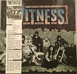 WITNESS Witness 1988 Ger Arista NM\NM OIS\OBI