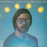AL DI MEOLA Land Of The Midnight Sun 1976 Holl CBS EX\NM-