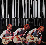AL DI MEOLA Tour De Force-Live 1982 USA Columbia NM\NM