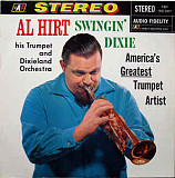 AL HIRT Swingin' Dixie ! 1960 USA Audio Fidelity EX+\EX+