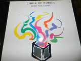 Chris de Burgh ‎– Into The Light 1986 ( Made in West Germany )