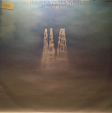 ANDREAS VOLLENWEIDER White Winds 1984 Holl CBS NM-\NM-