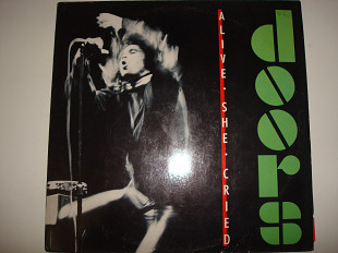 DOORS-Alive she cried 1983 France Psychedelic Rock, Classic Rock
