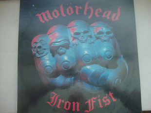 MOTORHEAD IRON FIRST