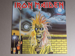 Iron Maiden ‎– Iron Maiden (EMI Electrola ‎– 1C 038-15 7548 1, Germany) NM-/NM-