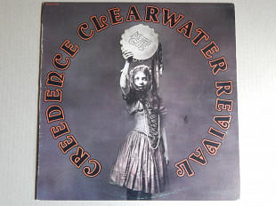 Creedence Clearwater Revival ‎– Mardi Gras (Fantasy ‎– F 9404, Denmark) NM-/NM-
