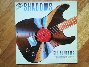 The Shadows-String of hits (лам. конв.)-Ex.-Индия